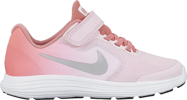 Nike revolution 3 (psv), scarpe da ginnastica bambine e