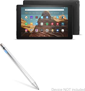 Broonel Grey Rechargeable Fine Point Digital Stylus Compatible with The Hoozo 10 Tablet