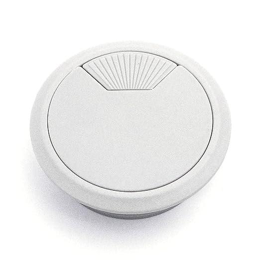 2 opinioni per SO-TECH® 20 pezzi passacavo bianco pressacavo Ø 60 millimetri