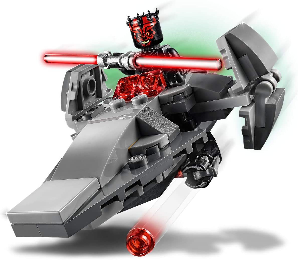 Lego Star Wars Sith Infiltrator Microfighter from set 75224 Ship Only