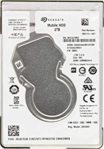 "Seagate 500GB 5400RPM 8MB Cache SATA 3.0Gb/s 2.5"" Laptop Hard Drive (for DELL, ASUS, IBM, Lenovo, HP, Compaq, Toshiba, Sony Notebook)"