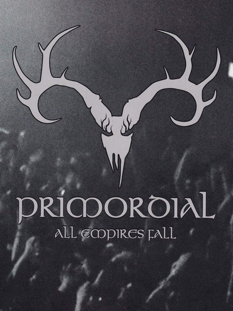 DVD : Primordial - All Empires Fall (2PC)