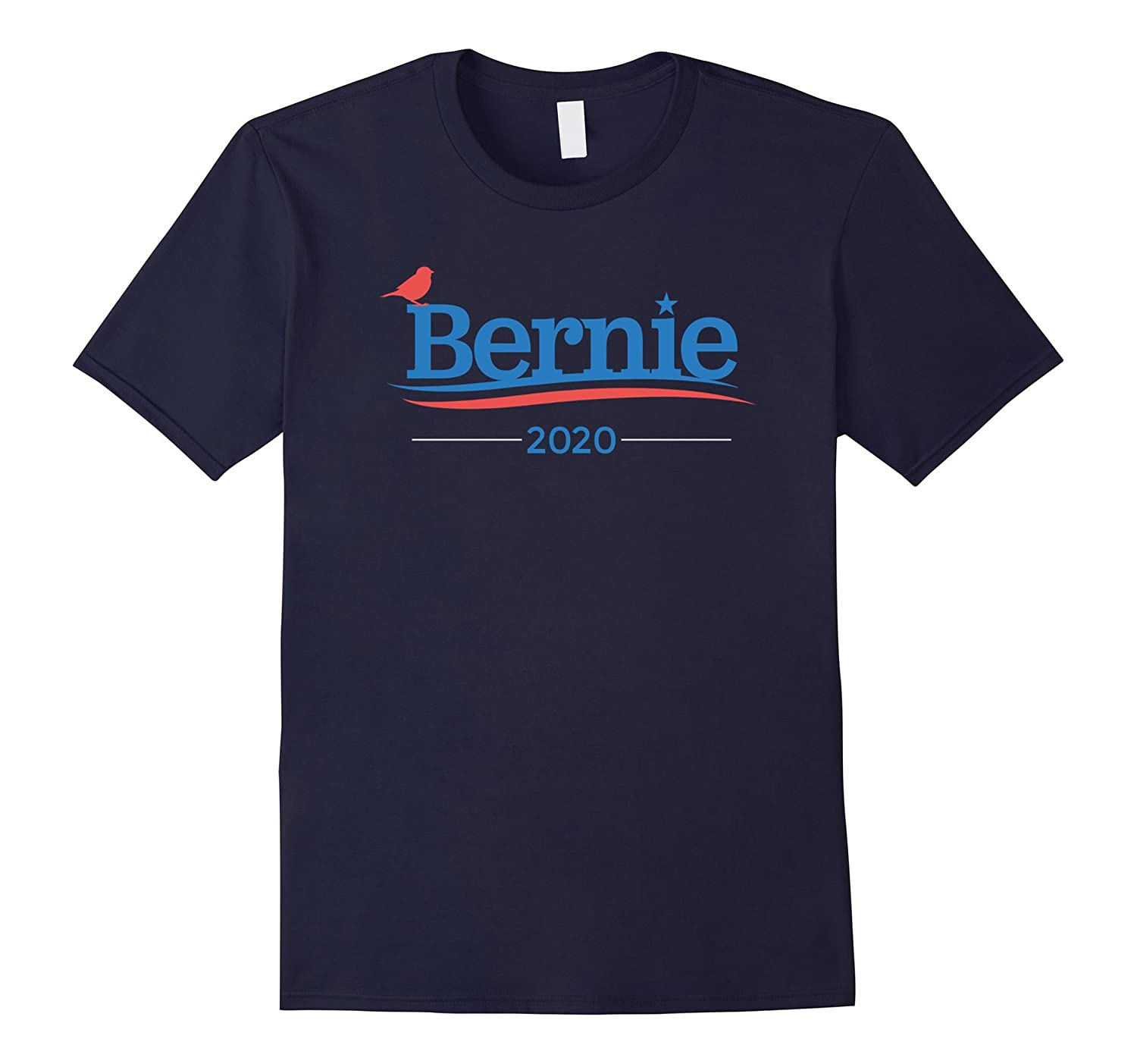Bernie Bird Sanders For President in 2020 T-Shirt