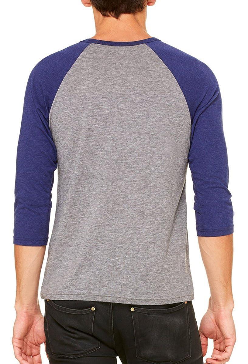 c73d93bf80 Bella Canvas Unisex Jersey 3/4 Sleeve Baseball Tee at Amazon Men's Clothing  store: