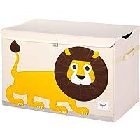 Znvmi Bo/îte de Rangement Pliable en Feutre Coffre /à Jouets Enfant Cube de Rangement avec Poign/ée Organisateur pour Jouets V/êtement Koala Livres
