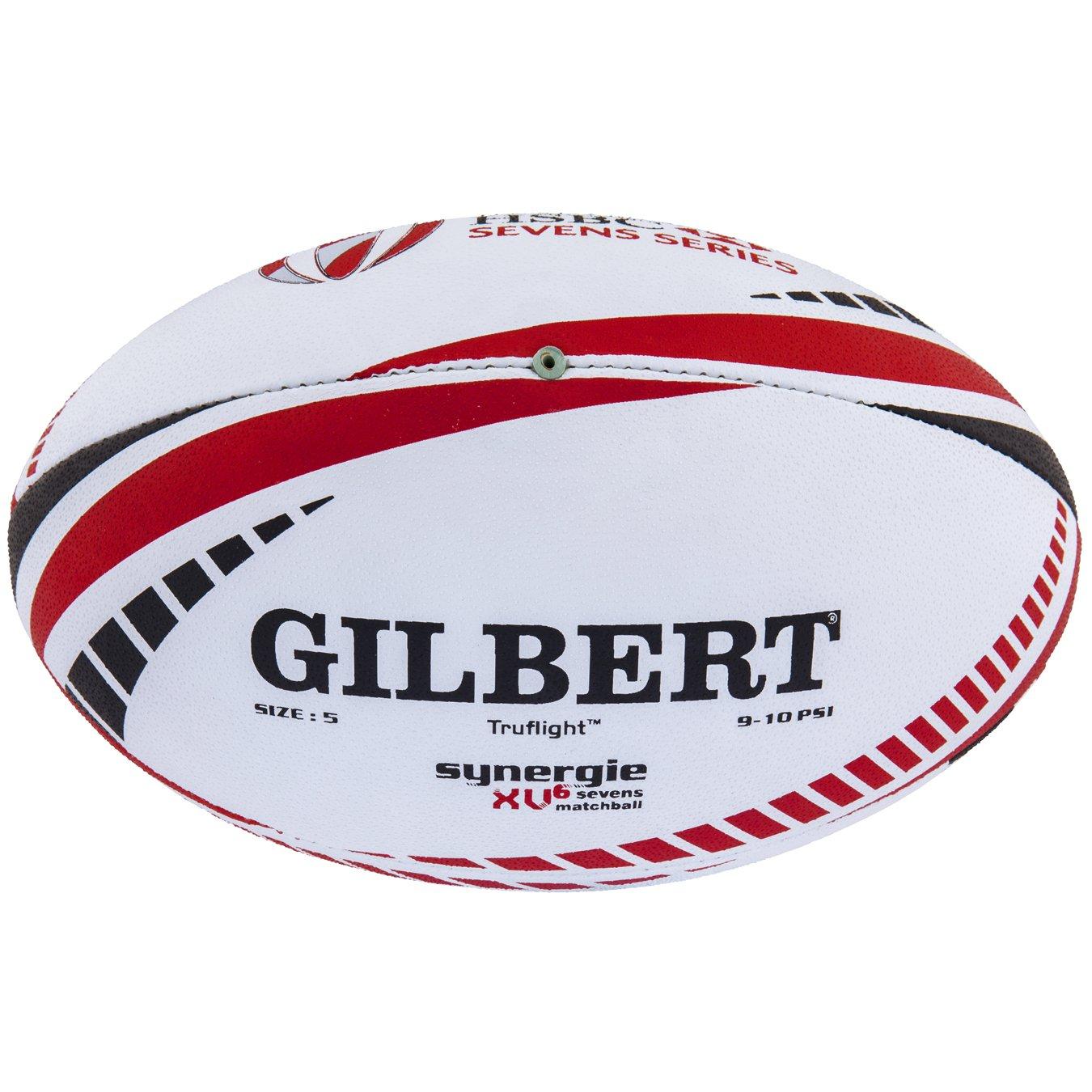Gilbert Synergie WRX - Pelota de Rugby para Mujer, Talla 5: Amazon ...
