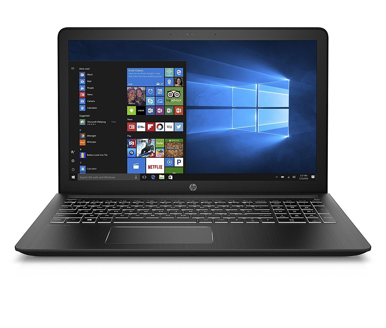 HP Pavilion 15t Premium Gaming and Business Power Laptop PC ( Intel i7 Quad Core, 8GB RAM, NVIDIA GeForce 1050 2GB, 1TB HDD + 128GB SSD, 15.6'' FHD (1920 x 1080), WiFi, Bluetooth, Win 10 Home) 1GK62AV