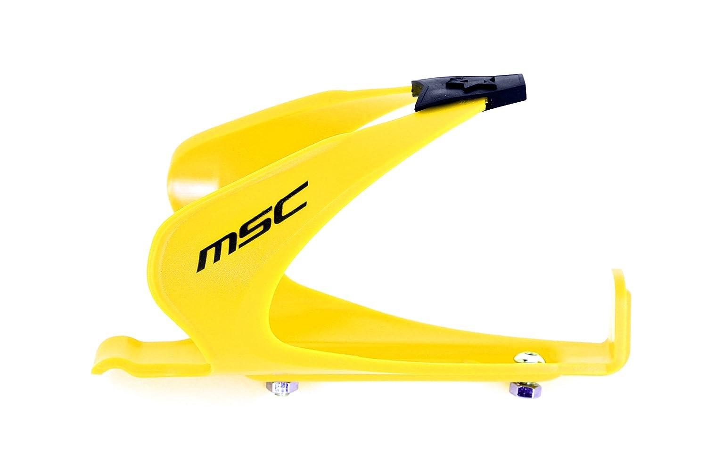 MSC Bikes Portabidon Star, Amarillo, Talla Única Talla Única STARYE