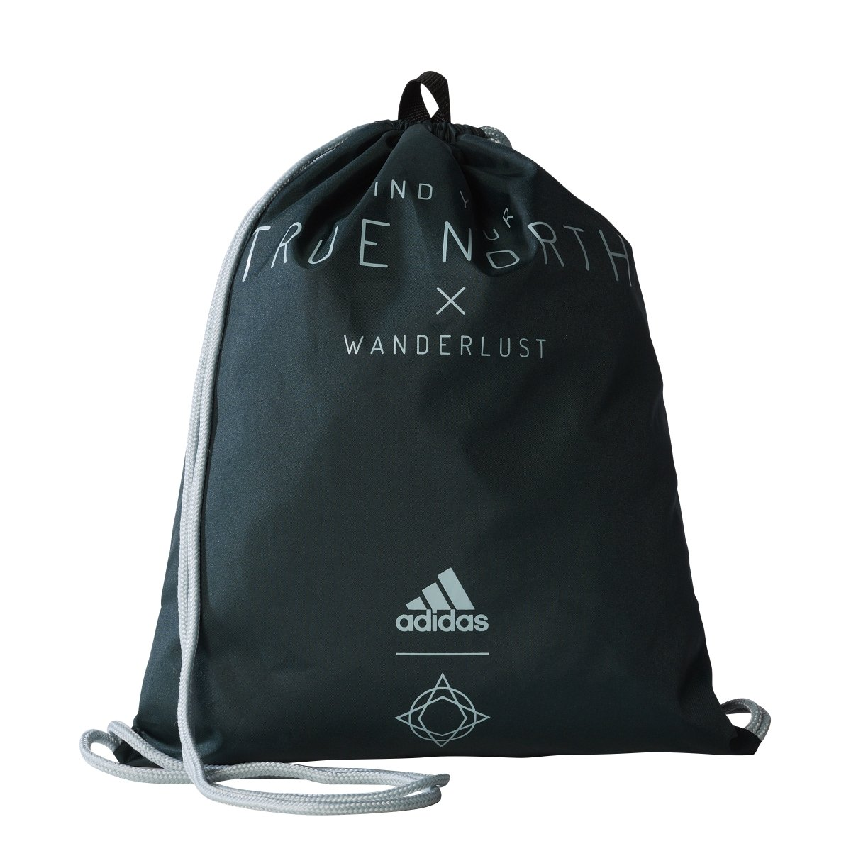 bcd943a3eb Amazon.com: adidas Wanderlust Gym Sack: Sports & Outdoors