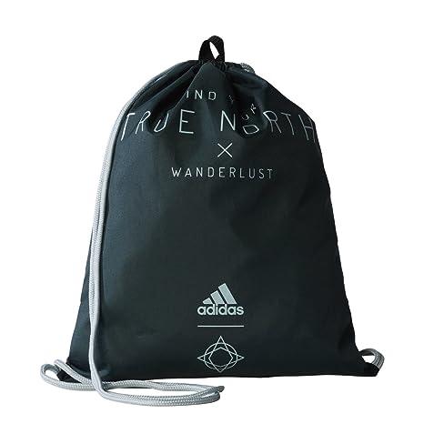 0b4d3b261aec Amazon.com  adidas Wanderlust Gym Sack  Sports   Outdoors