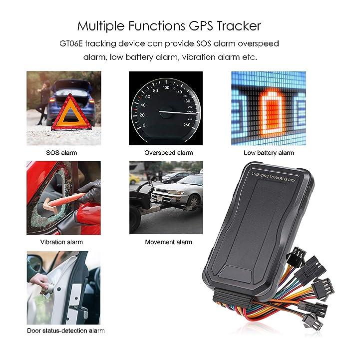 Amazon.com: Rastreador GPS para vehículos - MICODUS ...