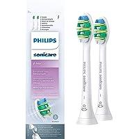 Philips Sonicare Opzetborstels Intercare - 2 Stuks - Voor optimaal bereik tussen de tanden - Selecteer automatisch de…
