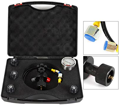 GDAE10 Pressure Test Kit US Shipping Hydraulic Nitrogen Accumulator Charging System 3500PSI