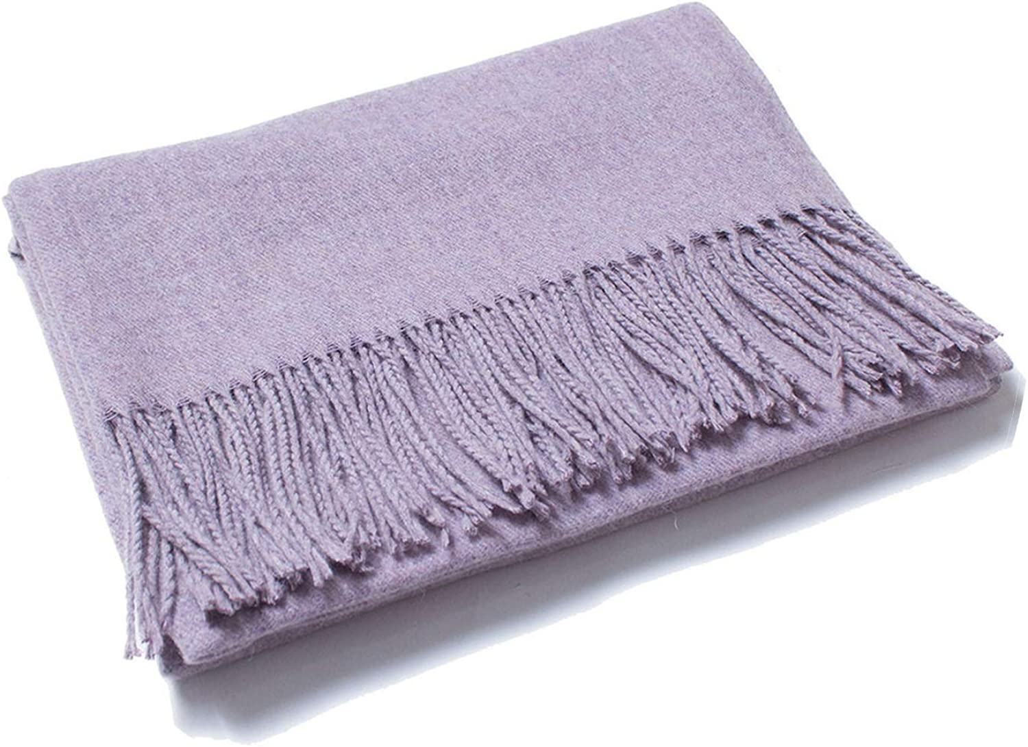 Winter scarf 100/% wool cashmere women scarf fashion and wraps gray scarf
