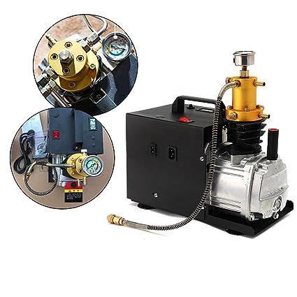 Bomba neumática alta presión, Compresor de aire eléctrico, 1800 W, PCP, 40
