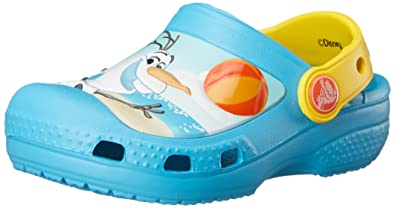238f7919a crocs CC Olaf Clog (Toddler Little Kid)