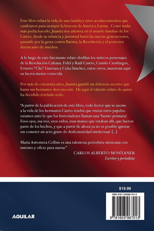 Fidel Y Raul, Mis Hermanos La Historia Secreta (spanish Edition): Juanita  Castro Ruz: 9781603967013: Amazon: Books
