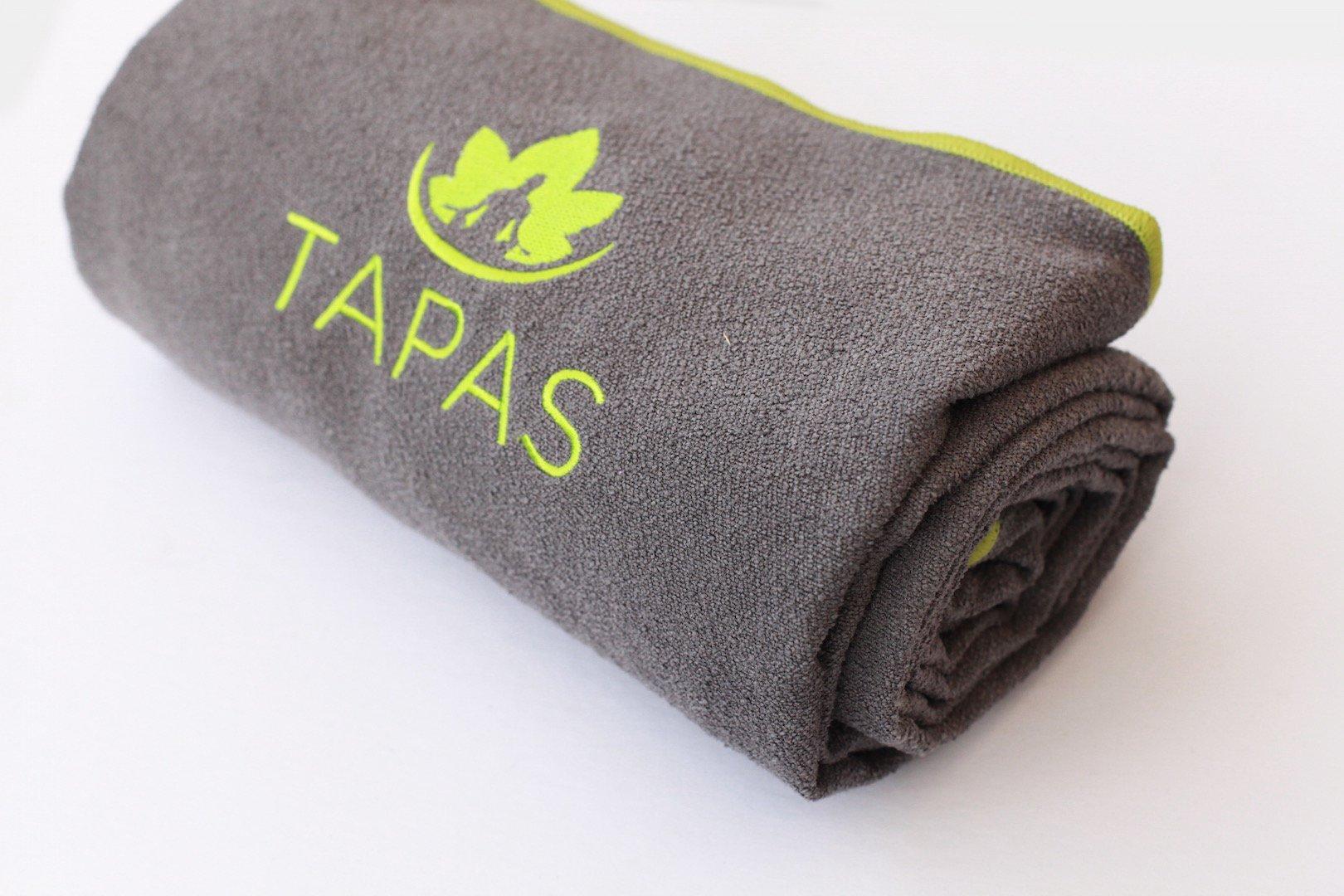 Yoga Tapas Towels (Dusk Grey)