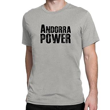 Amazon.com: Site Athletics Andorra power T-Shirt: Clothing