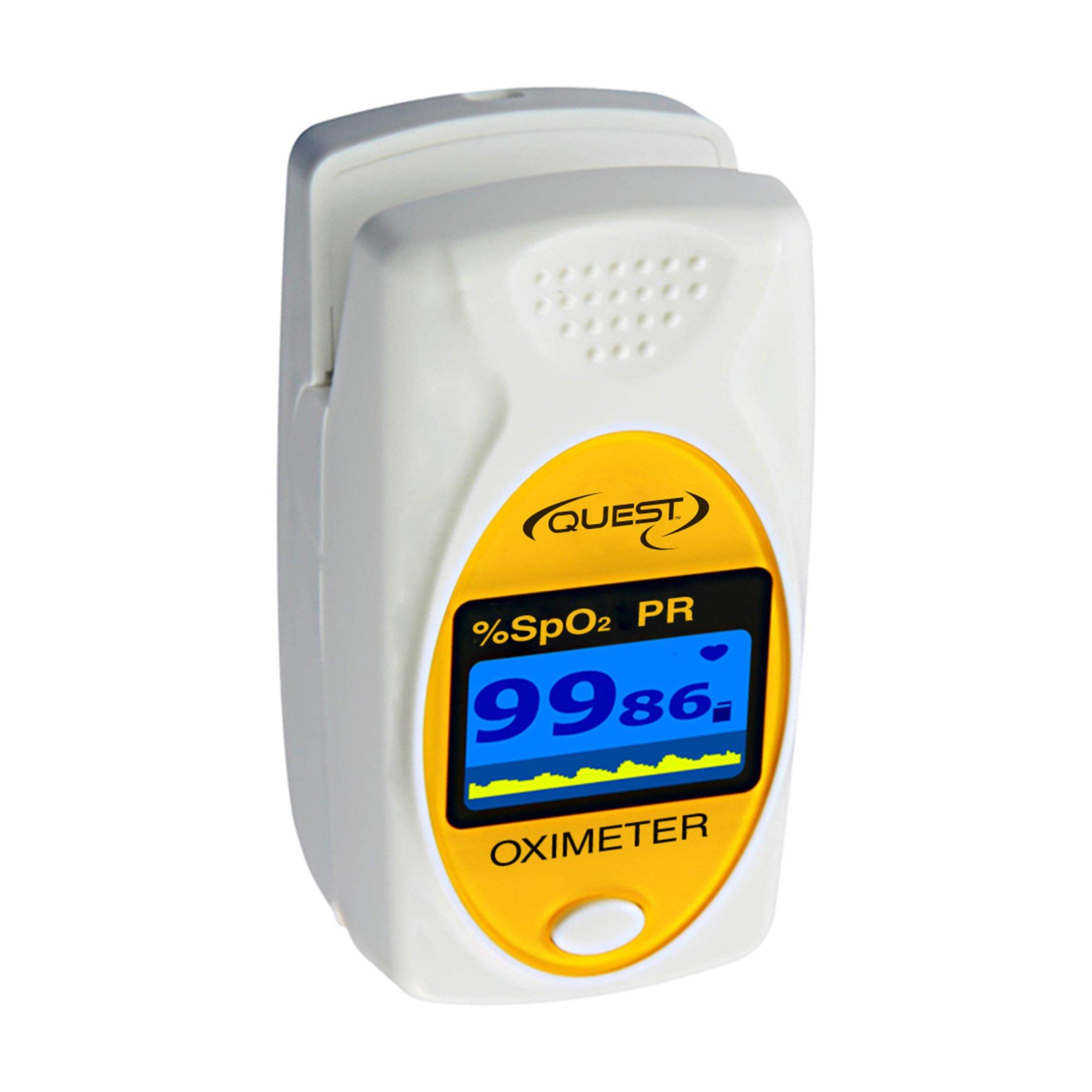 Quest 3-in-1 Pulse Oximeter