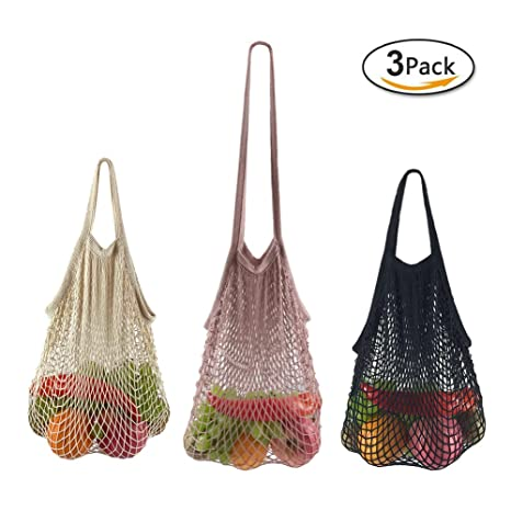 Amazon.com: Bolsa de la compra GreenLiiver reutilizable ...
