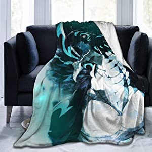"""NarcNton Fairy Tail Acnologia Ultra-Soft Micro Fleece Blanket Home Decor Warm Anti-Pilling Flannel Throw Blanket for Couch Bed Sofa 60""""X50"""""""