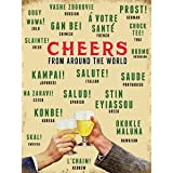 Sehaz Artworks 'Cheers to Beers' Wall Sign (Wooden, 30 cm x 20 cm x 0.3 cm)