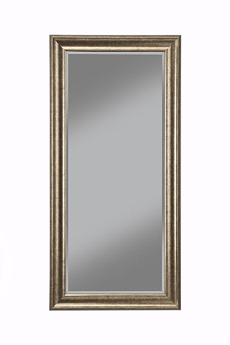 Amazon.com: Sandberg Furniture 14111 Full Length Leaner Mirror Frame ...