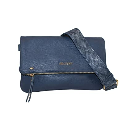 00601f8cb568b Bellevory Clutch Handtasche (Navy)  Amazon.de  Schuhe   Handtaschen
