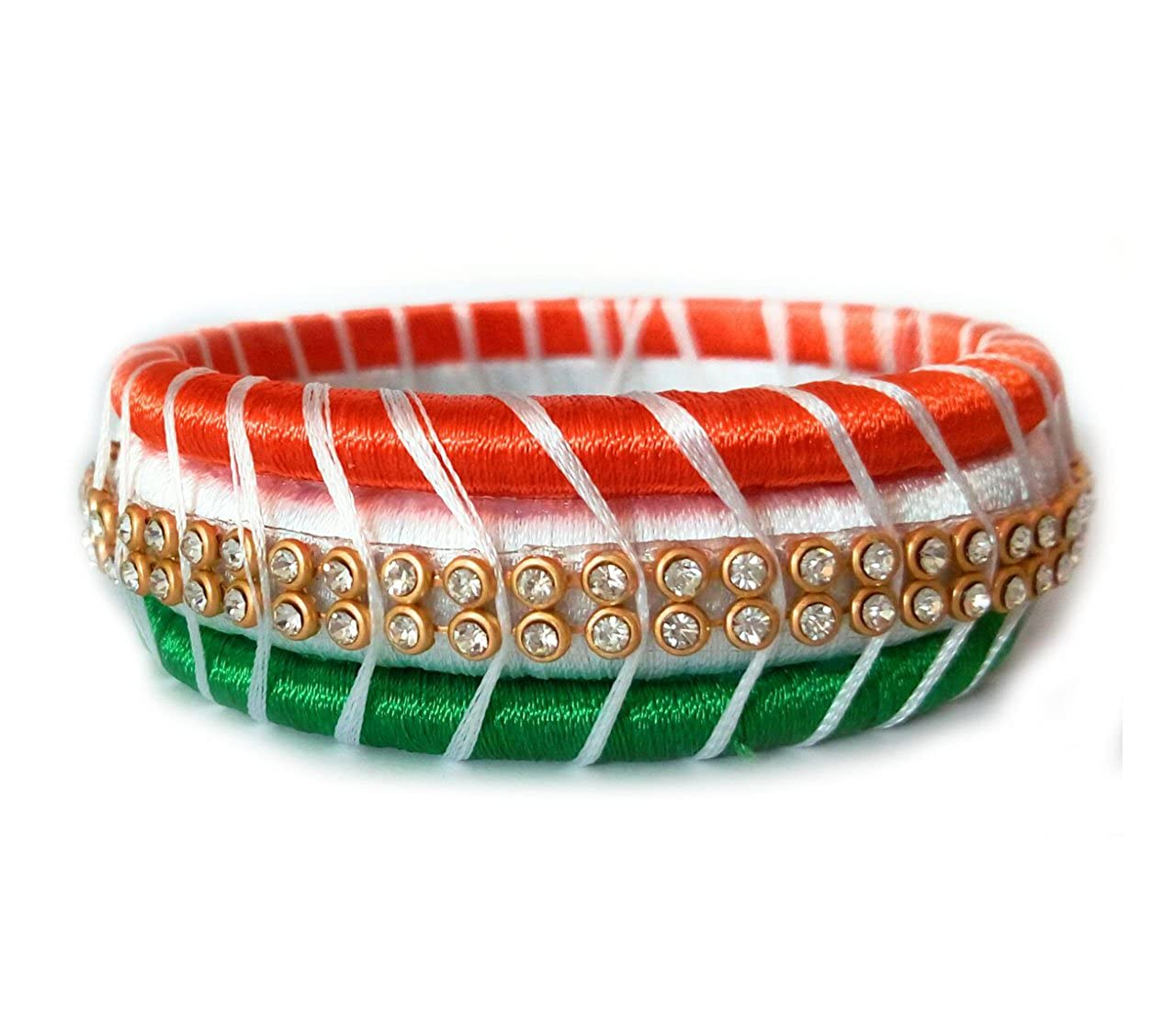 tricolor chic bangles and choodi tircolor bangle fancy sharp hbbc set