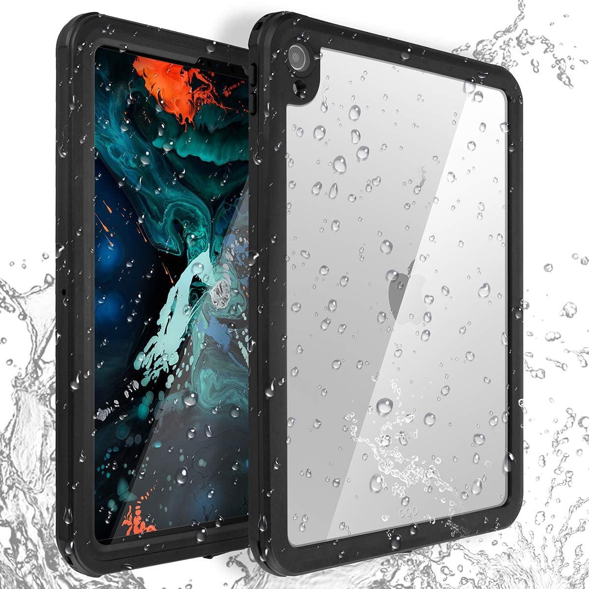 Aicase Hülle Für Ipad Pro 11 Zoll 2018 Wasserdichte Elektronik