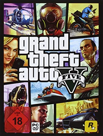 Grand Theft Auto V [German Version]: Amazon co uk: PC