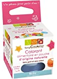 SCRAPCOOKING - Colorant alimentaire naturel bleu