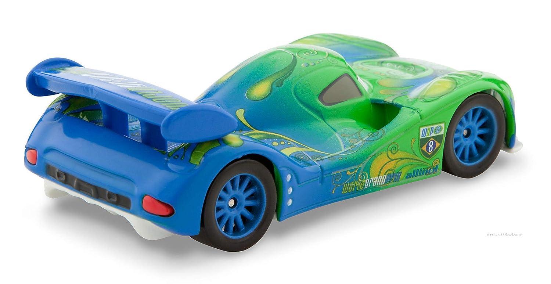 Disney Store Carla Veloso Cars Pixar Originale Modellino Macchinina Macchina Scala 1//43 Provenienza USA