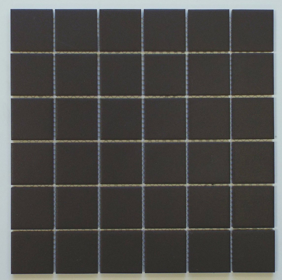 Vintage Black Unglazed Square 2x2 Inch Porcelain Floor & Wall Tile (10 Pcs/10 Sq. Ft. Per Case, $1 Standard Shipping)