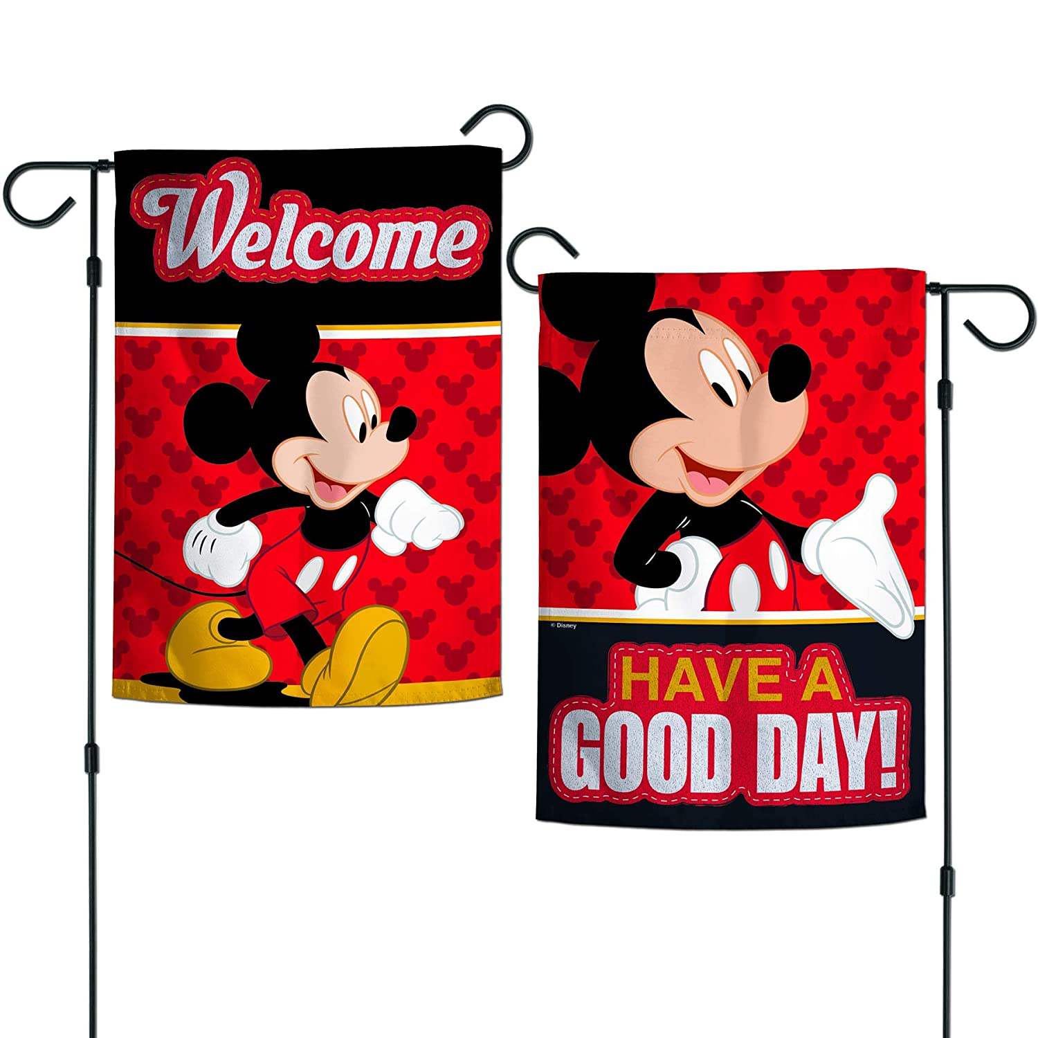 "2 Sided 12.5"" x 18"" Garden Flags"