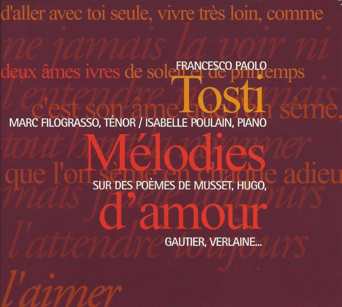 Melodies D'amour by CD Baby