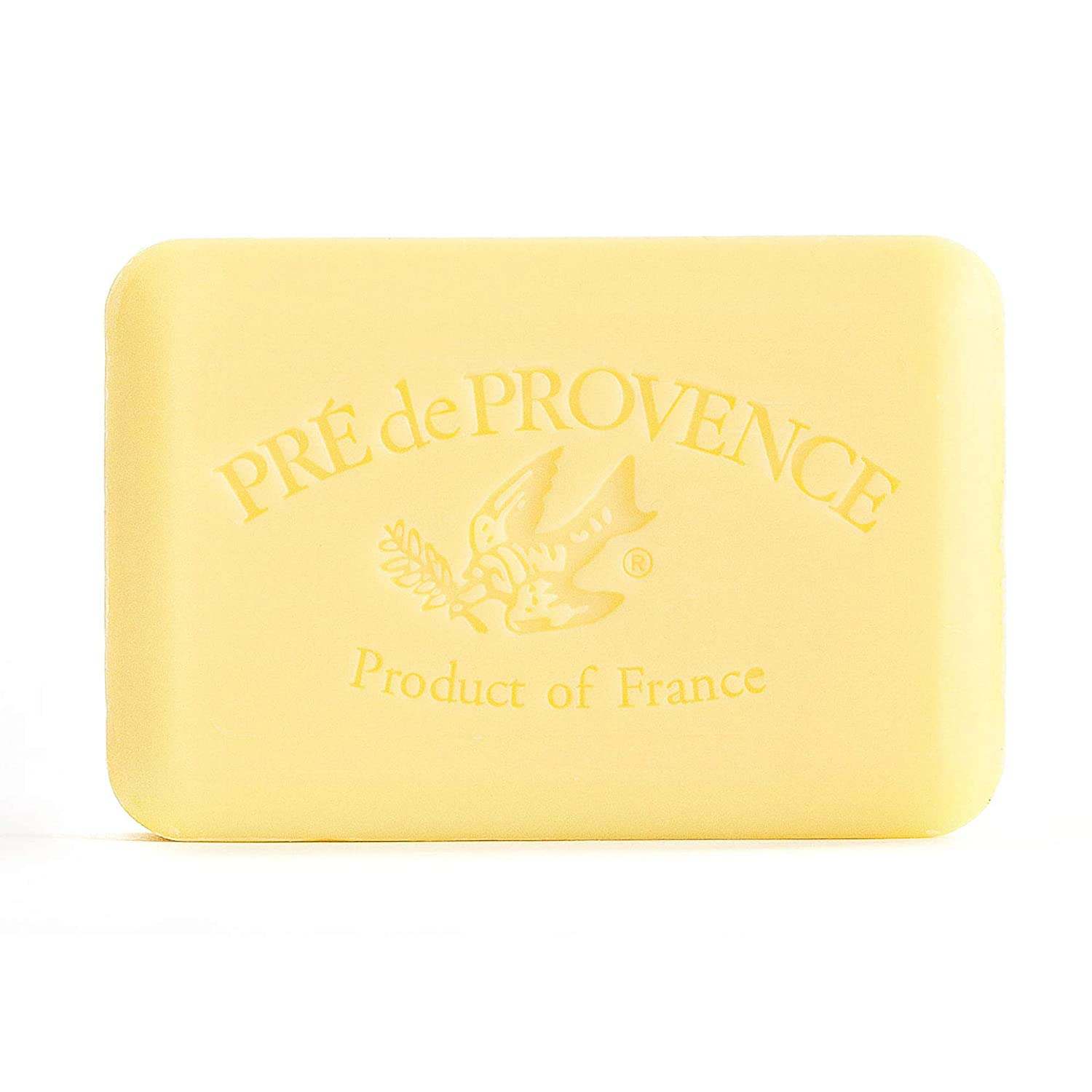 Pre de Provence Artisanal French Soap Bar Enriched with Shea Butter, Freesia, 250 Gram
