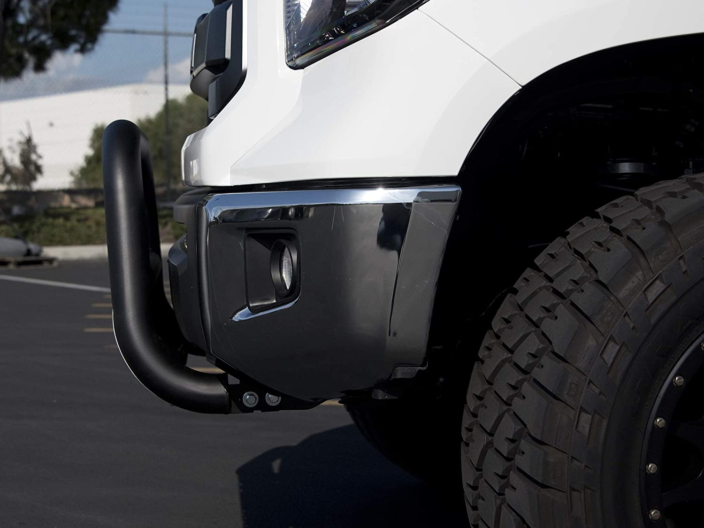 Matte Black W//Aluminum Skid Plate Armordillo USA 7145269 Classic Bull Bar Fits 2007-2014 Toyota Fj Cruiser
