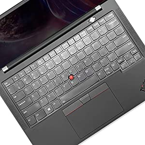 Keyboard Cover for 2021 Lenovo ThinkPad X1 Carbon 9th Gen 14