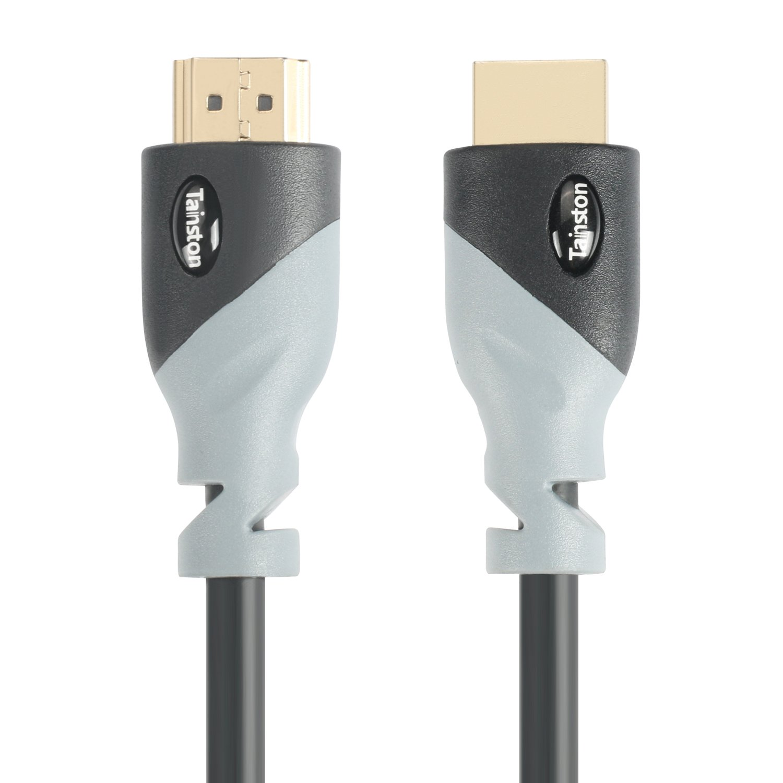 Cable HDMI de alta velocidad Tainston / cable HDMI (10 pies / 10 pies) Compatible con 4K 3D, 1080P, canal de retorno de