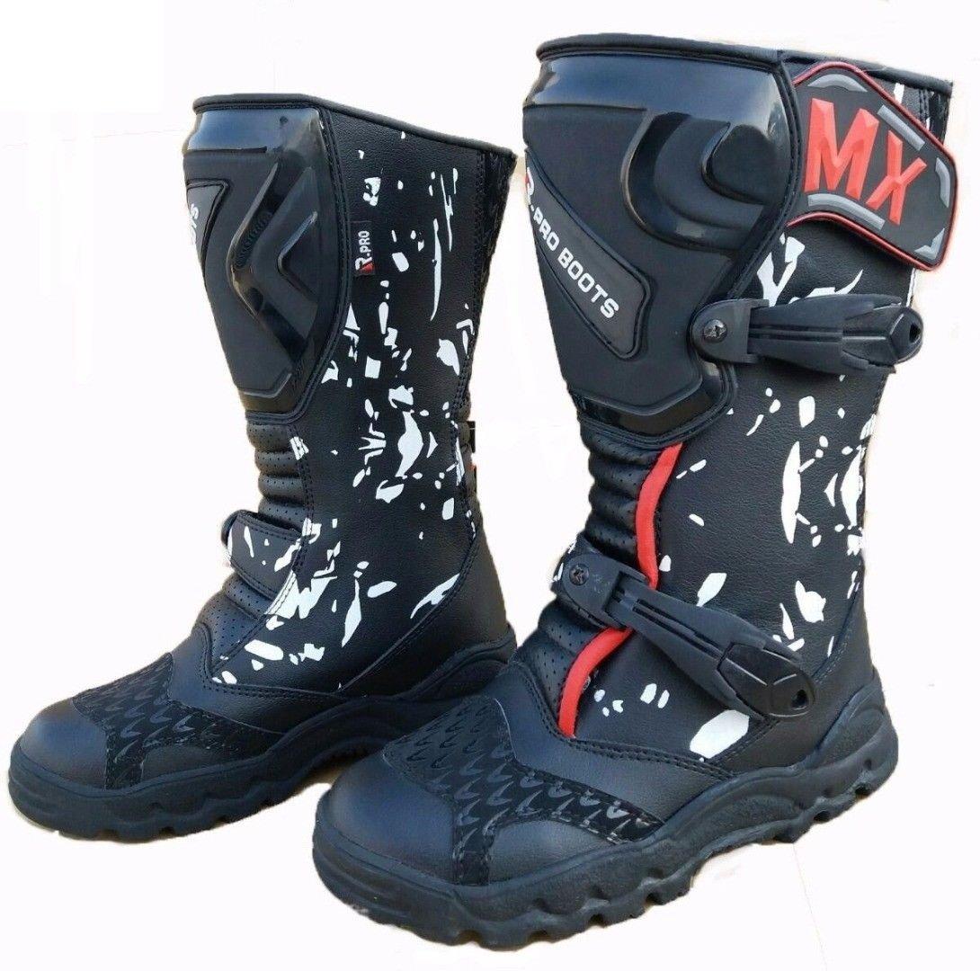 Road Racing Junior Sports Boots