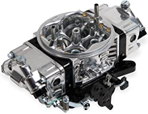 Holley Track Warrior Carburetor 750 Cfm Black