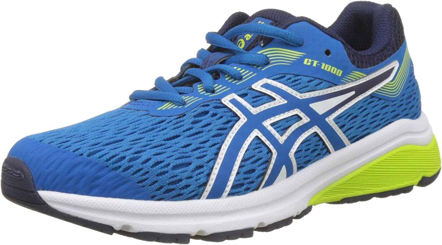 ASICS Unisex Kids Gt-1000 7 Gs Running Shoes