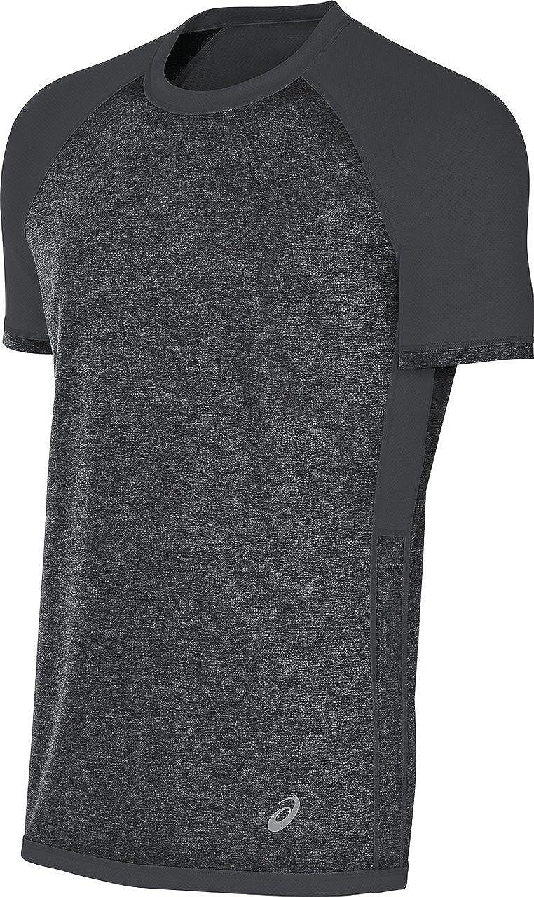 ASICS Mens Reversible Short Sleeve Tee