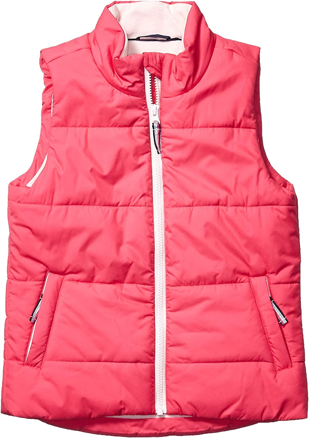 Essentials Girls Heavy-Weight Puffer Vest