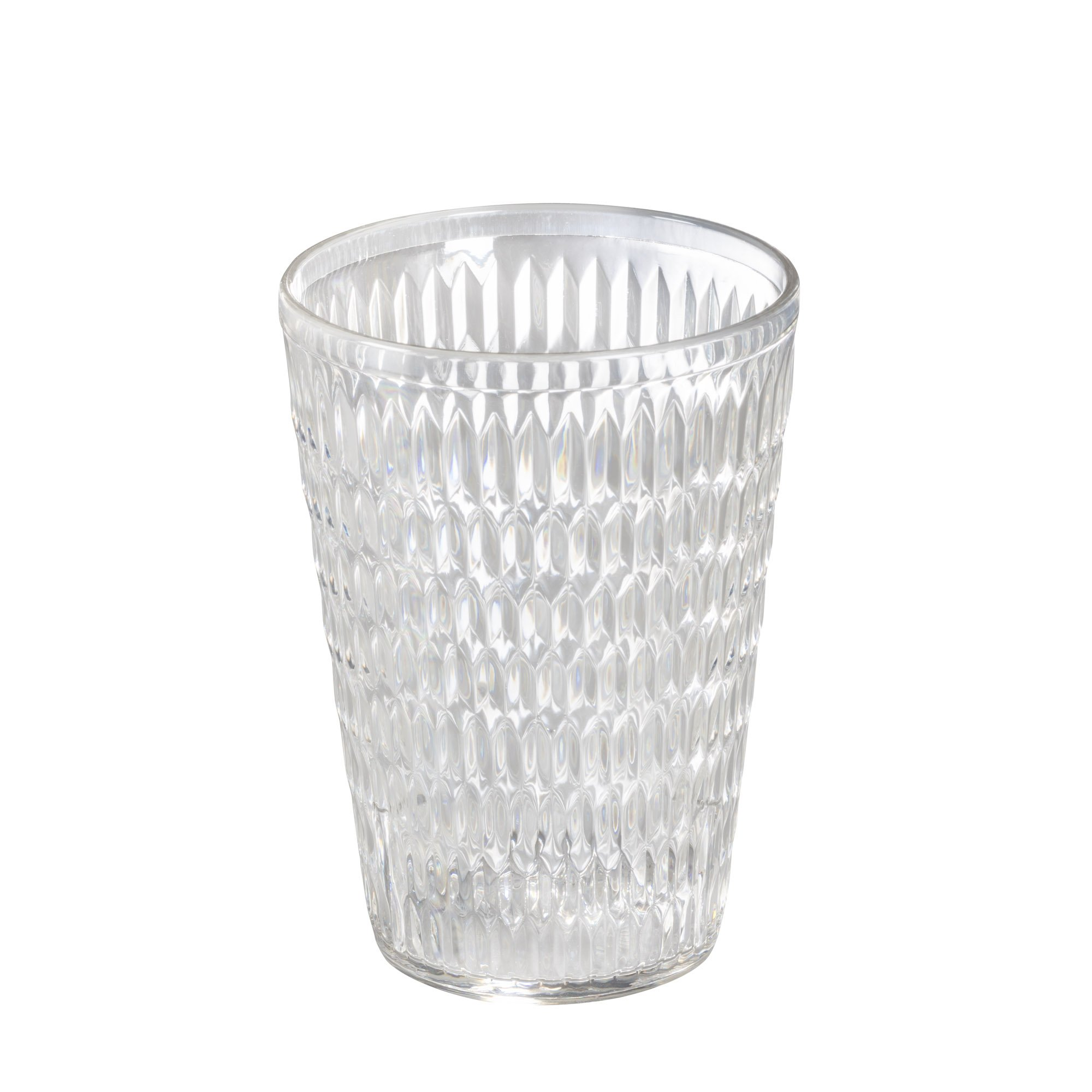 Atlantis Unbreakable Restaurant Quality Plastic Beverage Tumblers 22 oz (Set of 6)