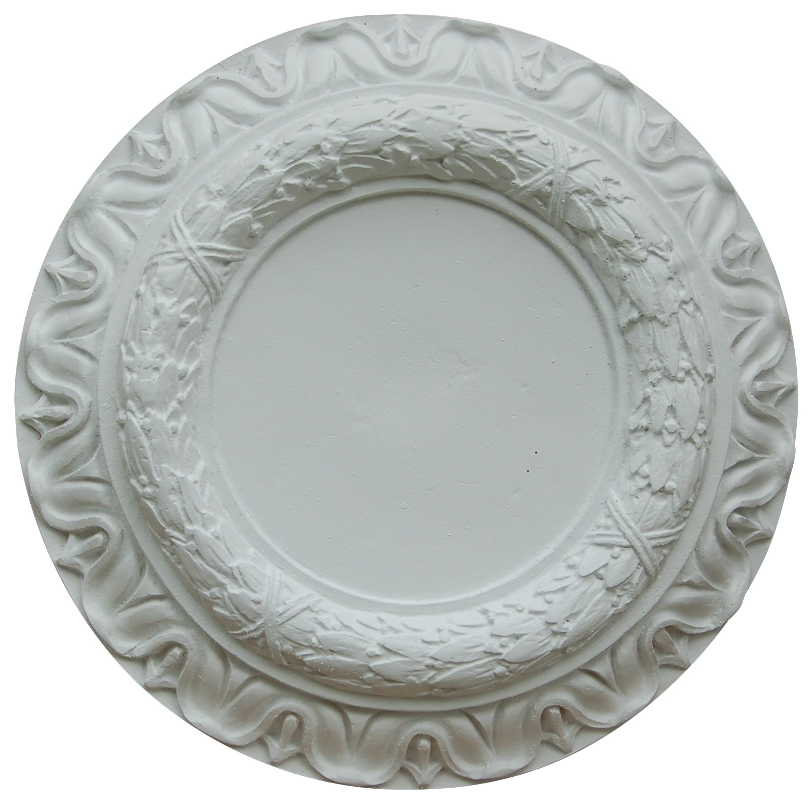 Hickory Manor House Deep Acanthus Ceiling Medallion/Any Finish by Hickory Manor House