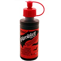 Eulenspiegel Profi-Schminkfarben, Filmblut/Blutgel, dunkel, 1er Pack (1 x 50 ml)