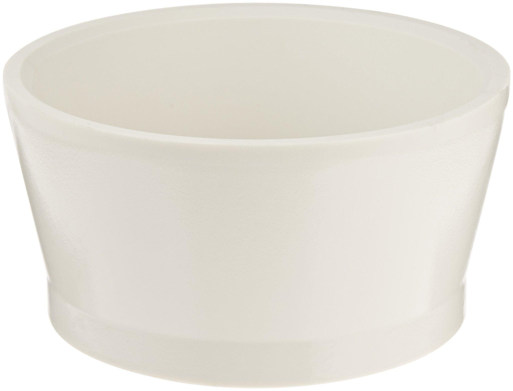 Retsch 02.460.0016 Hard Porcelain Mortar for RM 200 Mortar Grinder